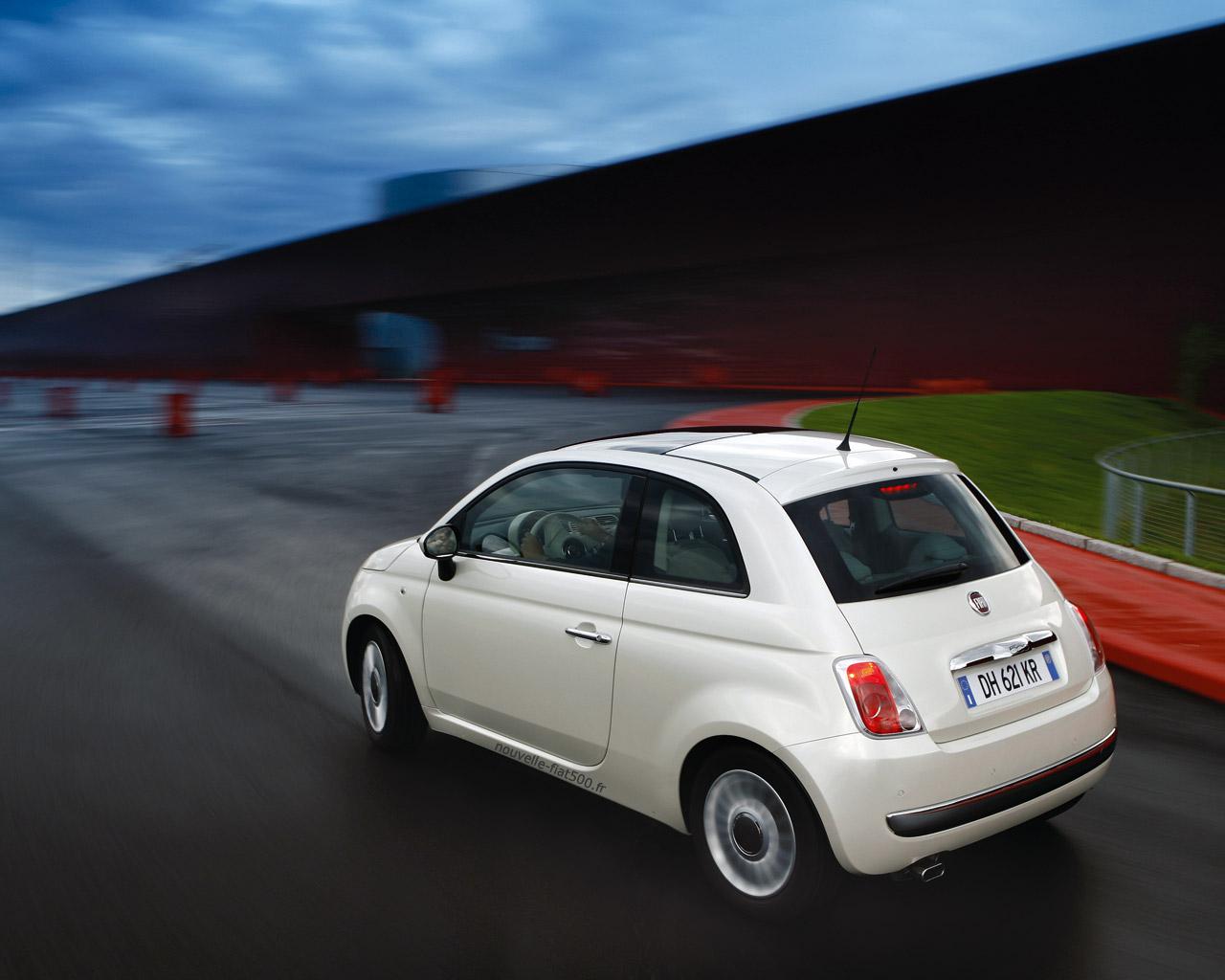 Fonds D Ecran Fiat 500 Wallpaper Fiat 500